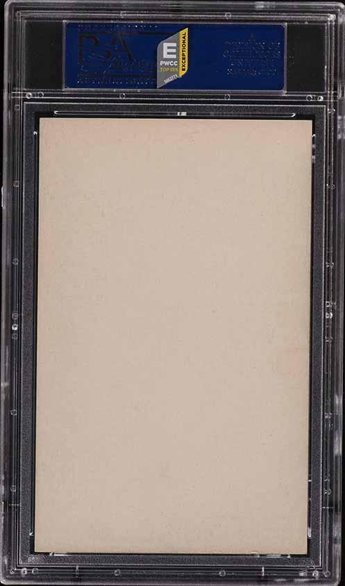 1925 Exhibits Lou Gehrig ROOKIE RC PSA 6(mk) EX-MT - Image 2