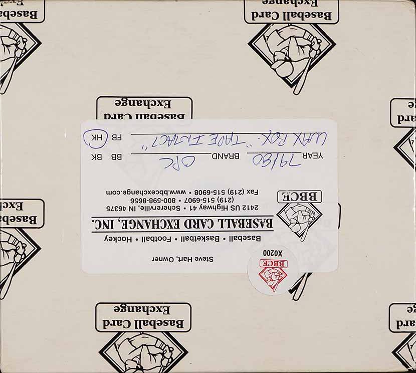 1979 O-Pee-Chee Hockey Wax Box, Wayne Gretzky ROOKIE?, BBCE AUTH - Image 2