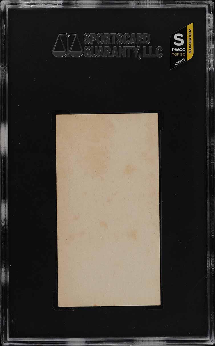 1916 M101-4 Blank Back Babe Ruth ROOKIE RC #151 SGC 5.5 EX+ - Image 2