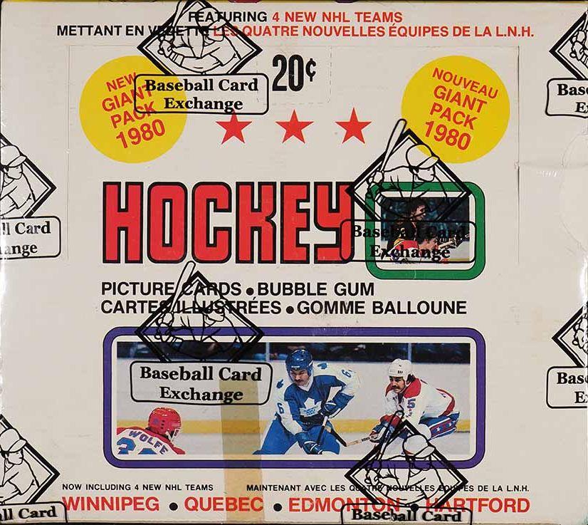1979 O-Pee-Chee Hockey Wax Box, Wayne Gretzky ROOKIE?, BBCE AUTH - Image 1